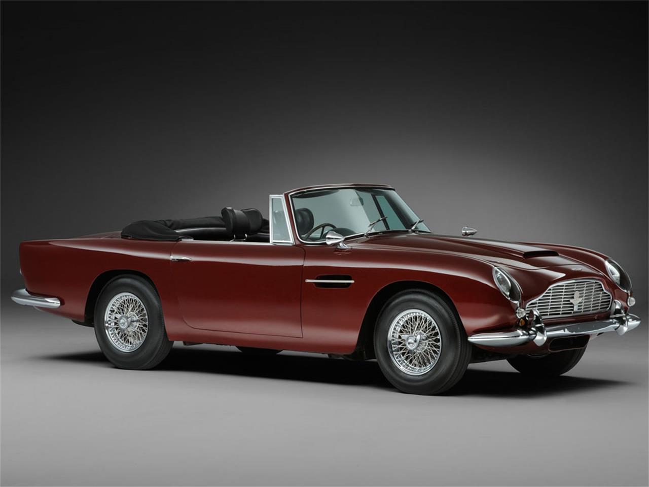 1965 Aston Martin Db5 Convertible For Sale Classiccars Com Cc 880426