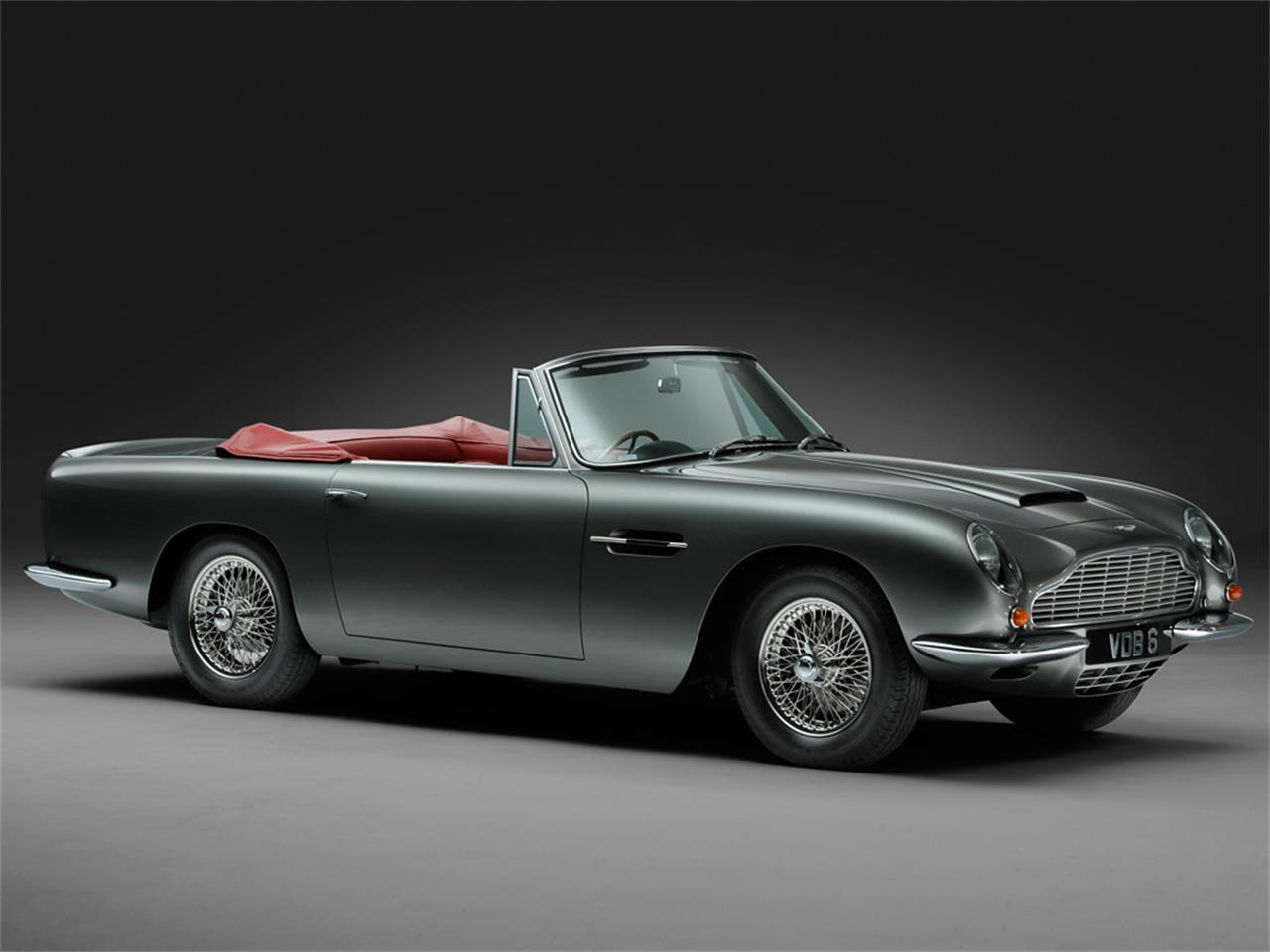 Large Picture of 1967 DB6 MKI Vantage Volante Auction Vehicle Offered by JD Classics LTD - IVCB