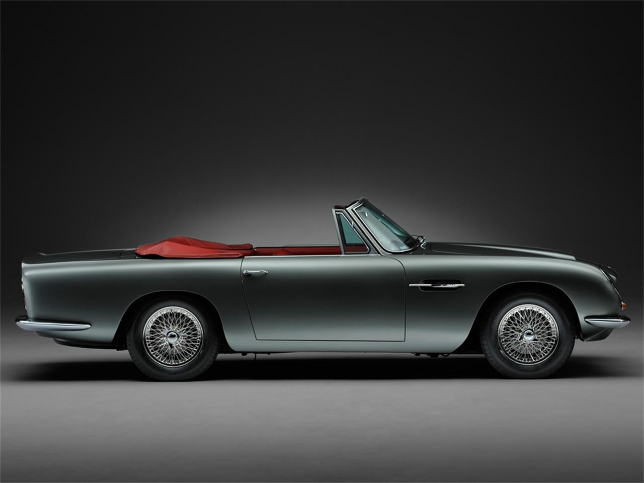 Large Picture of Classic 1967 DB6 MKI Vantage Volante located in Maldon, Essex  Auction Vehicle Offered by JD Classics LTD - IVCB