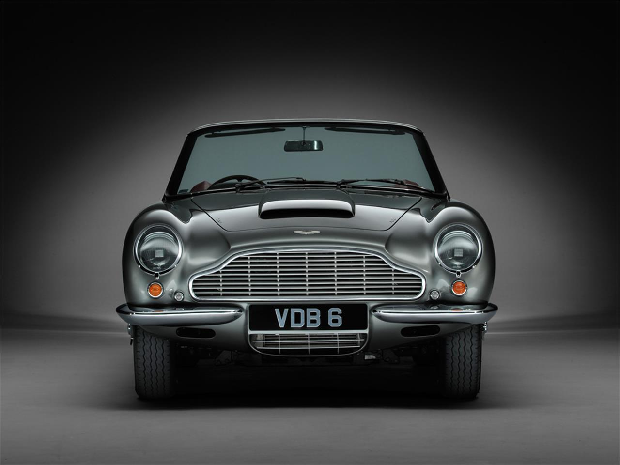 Large Picture of Classic '67 Aston Martin DB6 MKI Vantage Volante located in  - IVCB