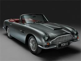 Picture of '67 Aston Martin DB6 MKI Vantage Volante Offered by JD Classics LTD - IVCB
