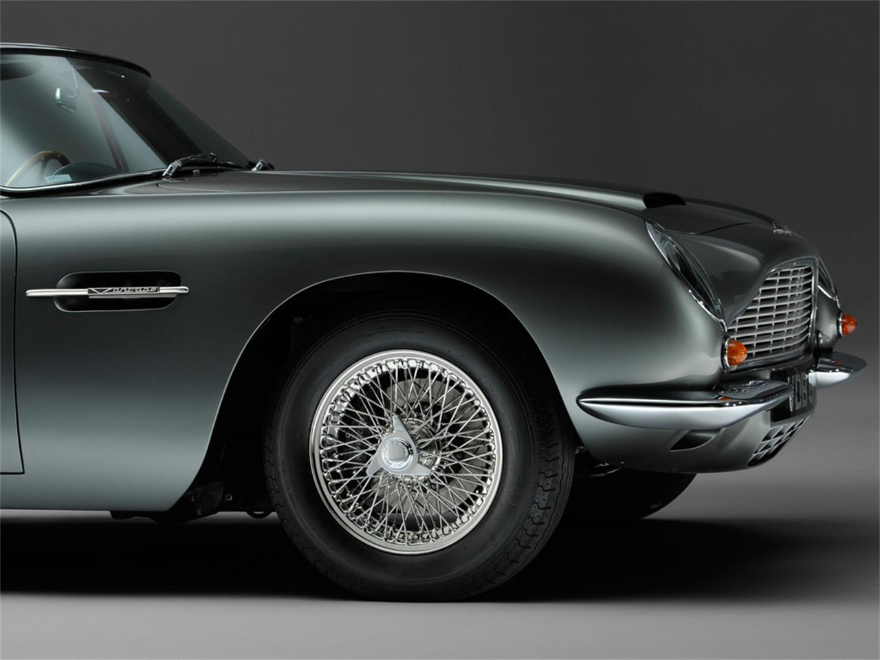 Large Picture of '67 Aston Martin DB6 MKI Vantage Volante Auction Vehicle Offered by JD Classics LTD - IVCB