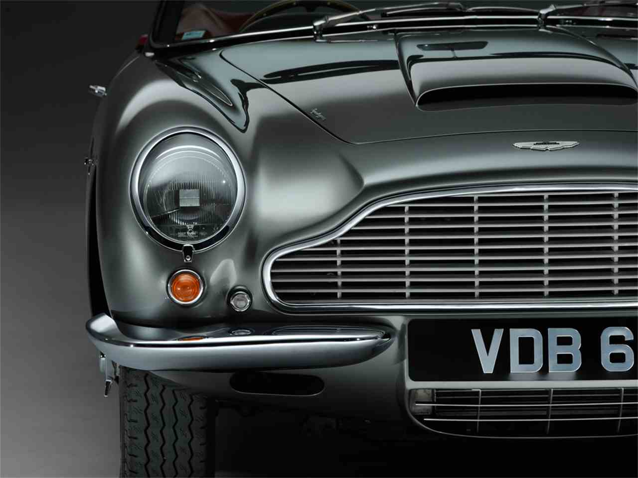 Large Picture of 1967 DB6 MKI Vantage Volante Auction Vehicle - IVCB