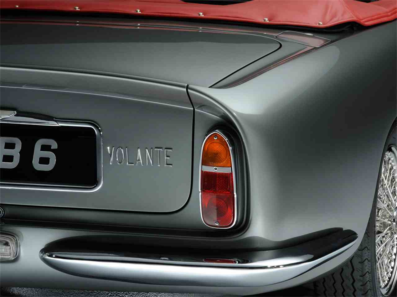 Large Picture of '67 DB6 MKI Vantage Volante Offered by JD Classics LTD - IVCB