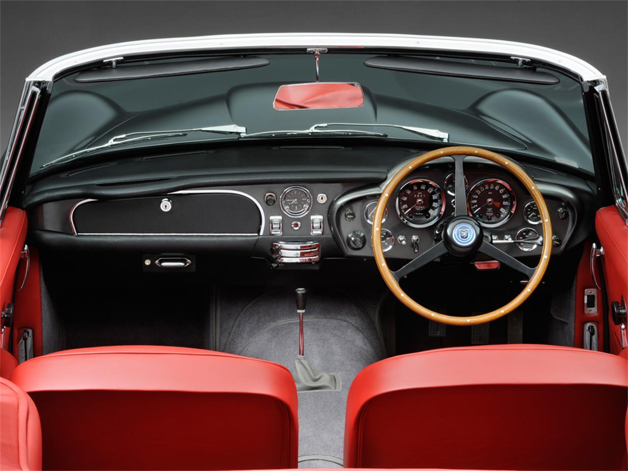 Large Picture of '67 DB6 MKI Vantage Volante located in Maldon, Essex  Auction Vehicle - IVCB