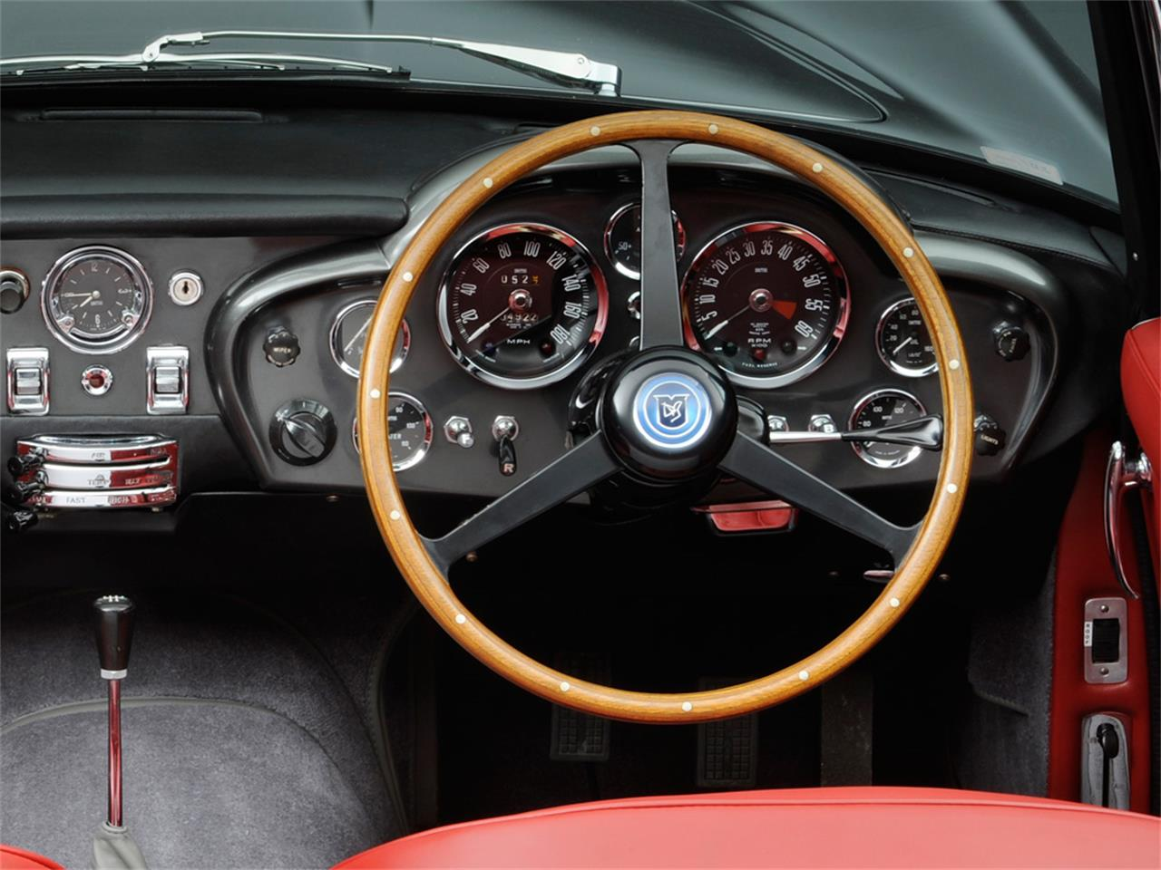 Large Picture of 1967 DB6 MKI Vantage Volante located in  Offered by JD Classics LTD - IVCB
