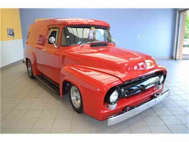 Picture of Classic '56 Panel Truck - $39,900.00 - IYDC