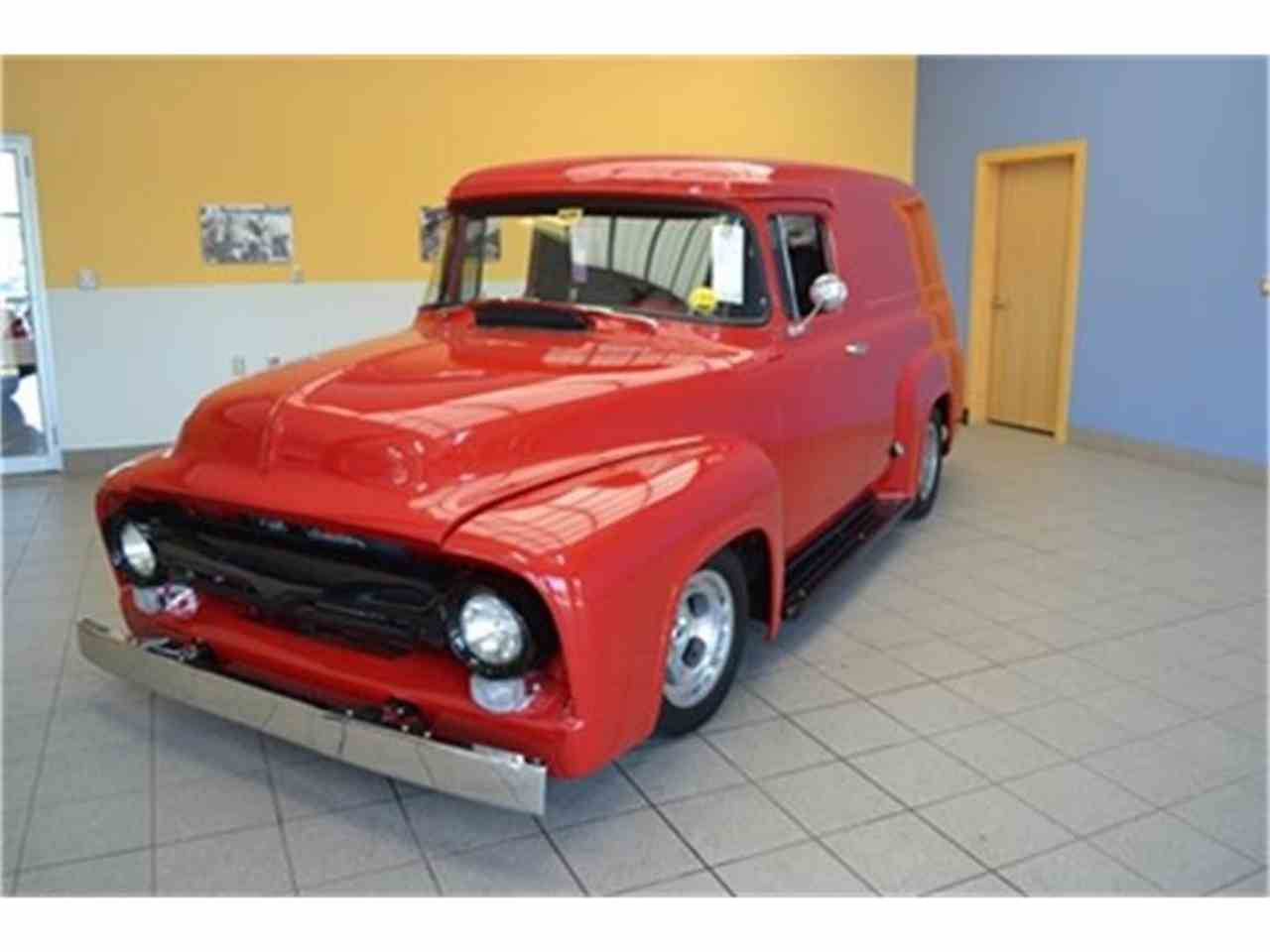 Large Picture of '56 Panel Truck - IYDC