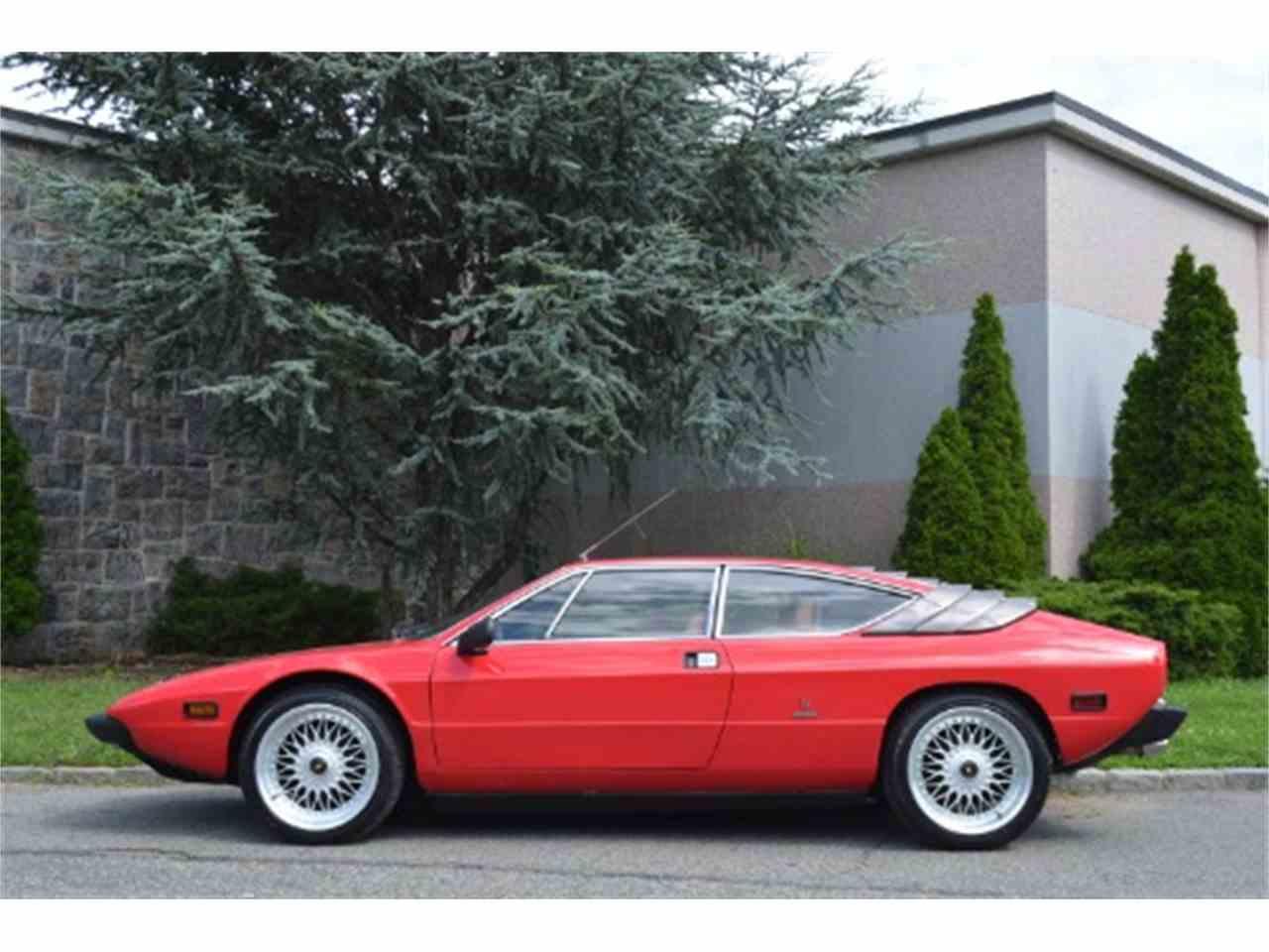 1976 lamborghini urraco p250 for sale | classiccars | cc-884405