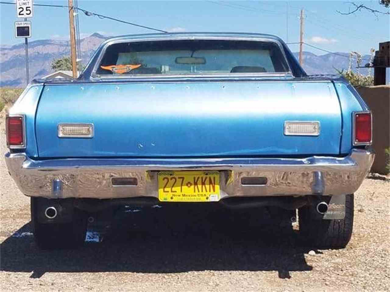 Large Picture of '68 El Camino - IYF7