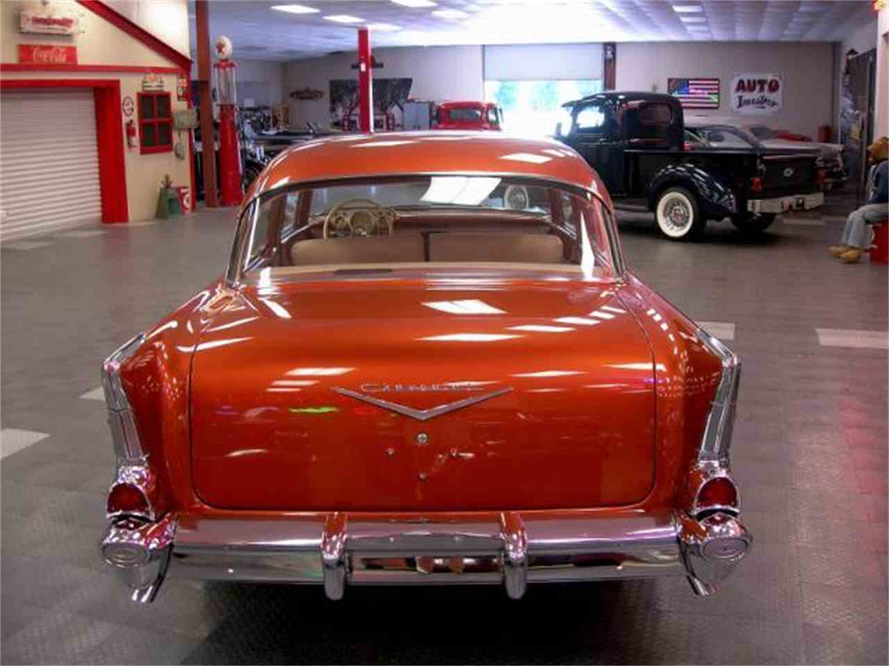 Large Picture of '57 Bel Air - IYG8
