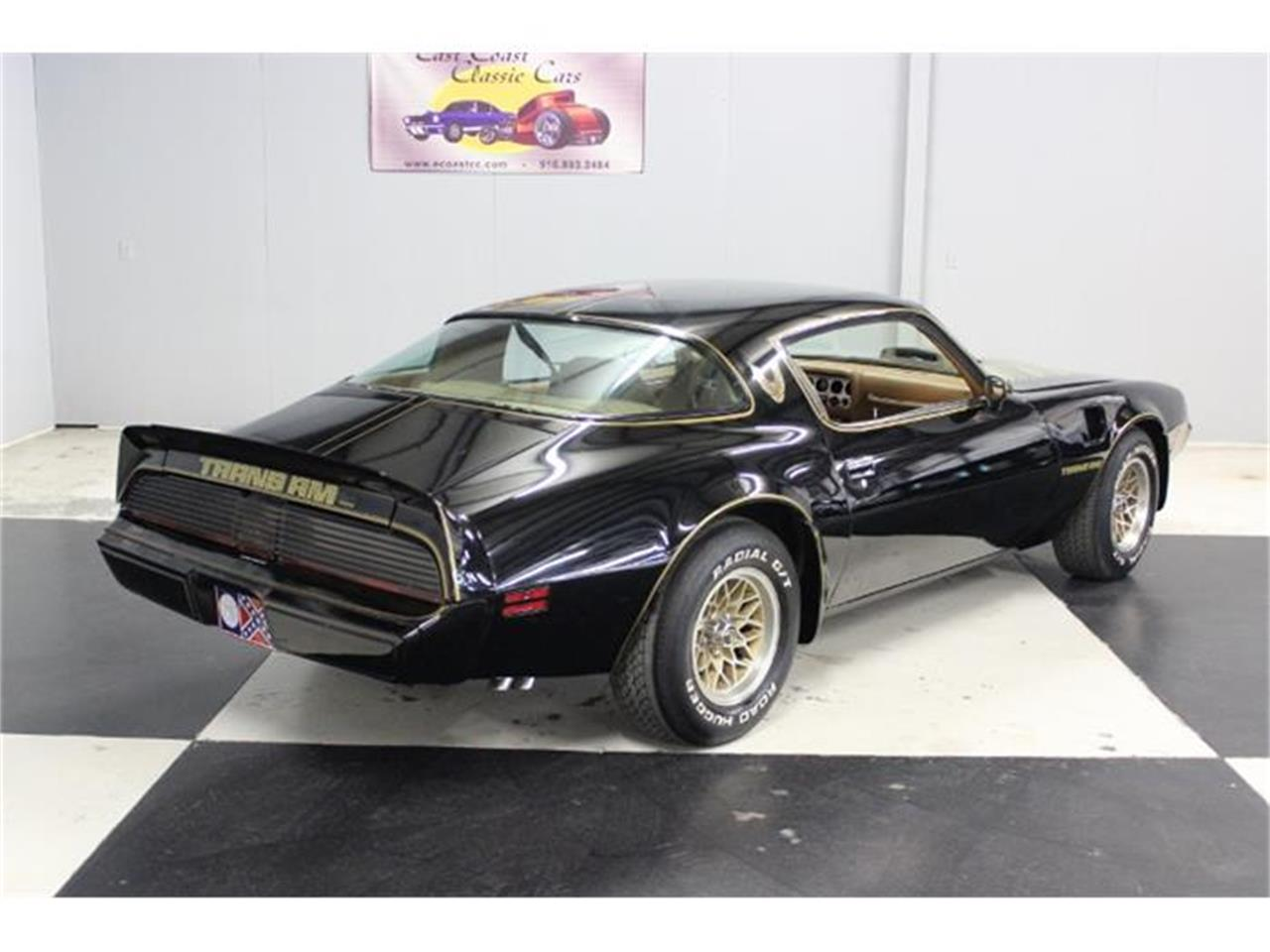 Large Picture of 1979 Pontiac Firebird Trans Am located in North Carolina Offered by East Coast Classic Cars - IYHT