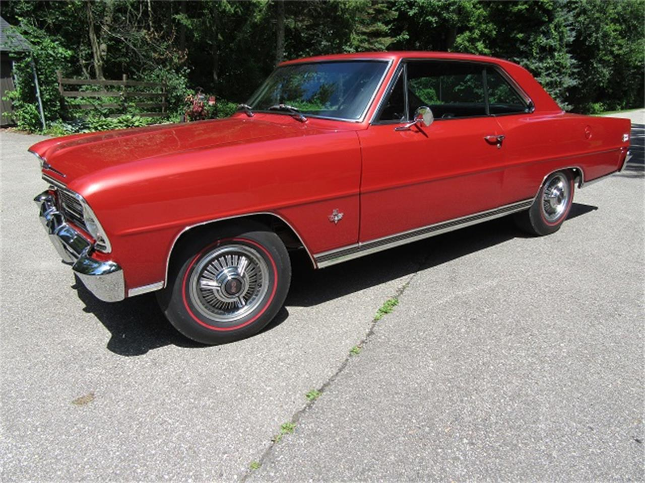 1966 Chevy Ii Nova Chevrolet Ss For Sale Cc 884515 Large Picture Of 66 Iyhv