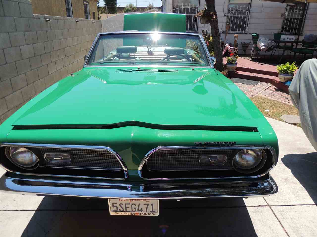 1969 Plymouth Barracuda for Sale | ClassicCars.com | CC-884523
