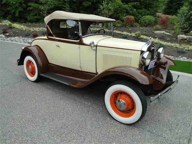 Picture of '31 Model A - IYIC