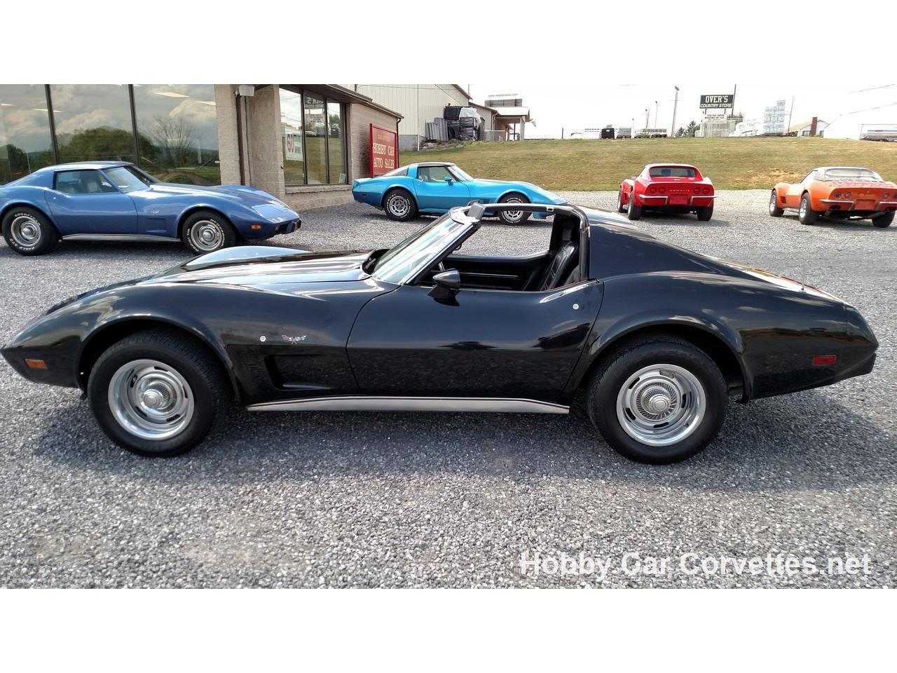 Large Picture of '77 Corvette - IYUJ