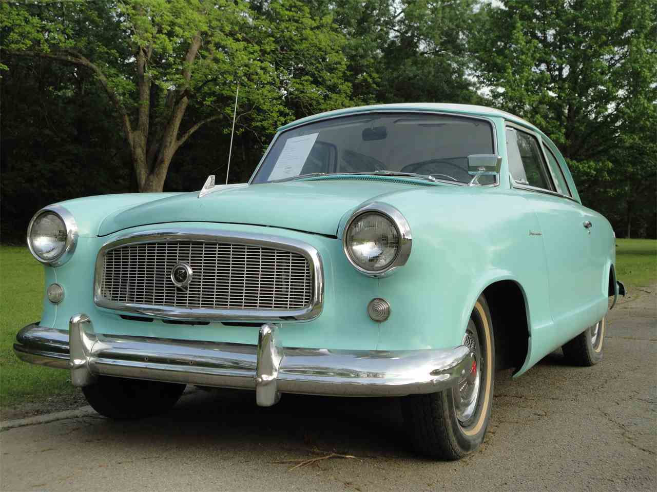 Large Picture of '59 Rambler American Super - IYV8