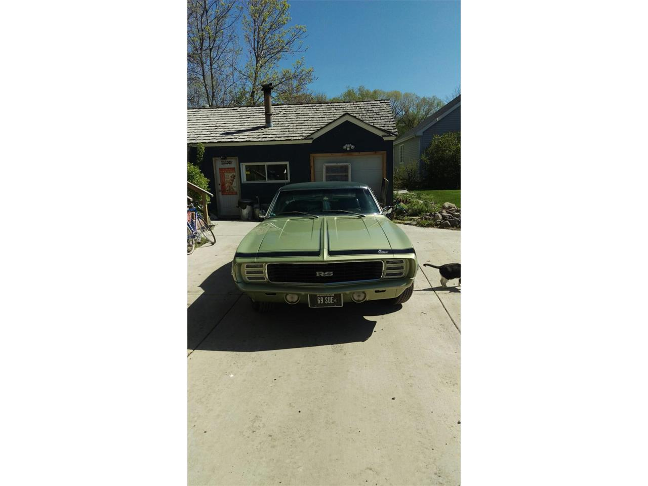 Large Picture of '69 Chevrolet Camaro RS Offered by a Private Seller - IYVY
