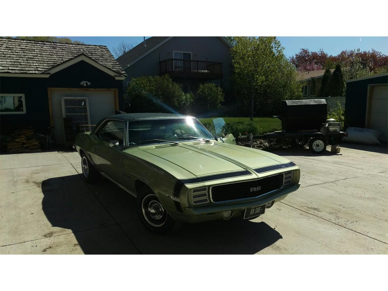 Large Picture of Classic 1969 Chevrolet Camaro RS located in Livingston Montana - $29,000.00 - IYVY