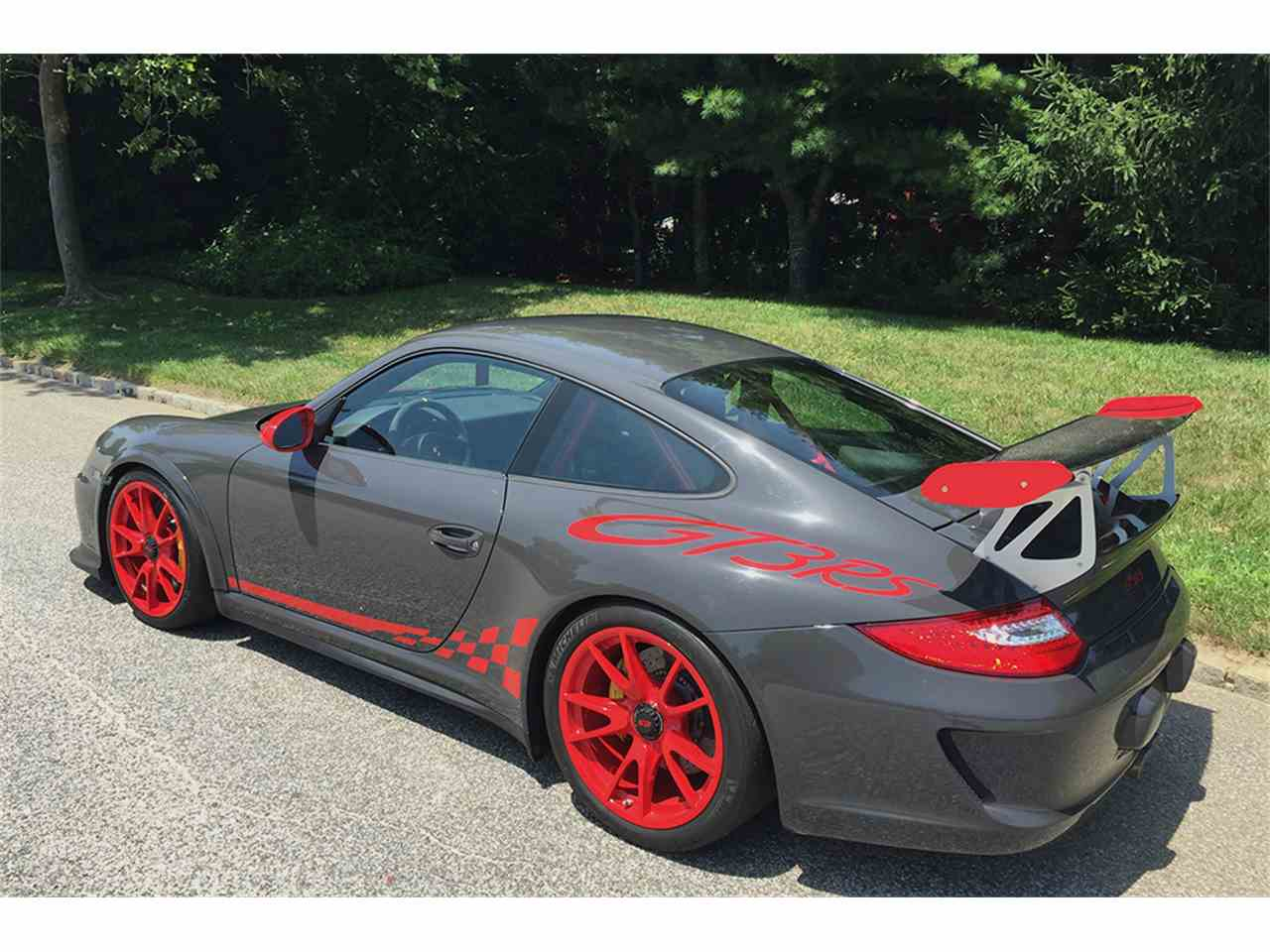 Large Picture of '11 GT3 RS - IYW8