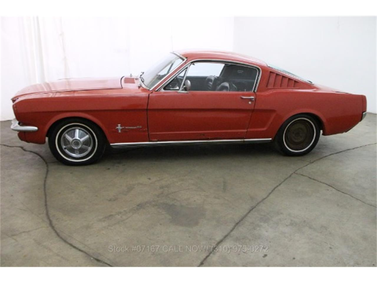 Large Picture of '65 Mustang - IVEH