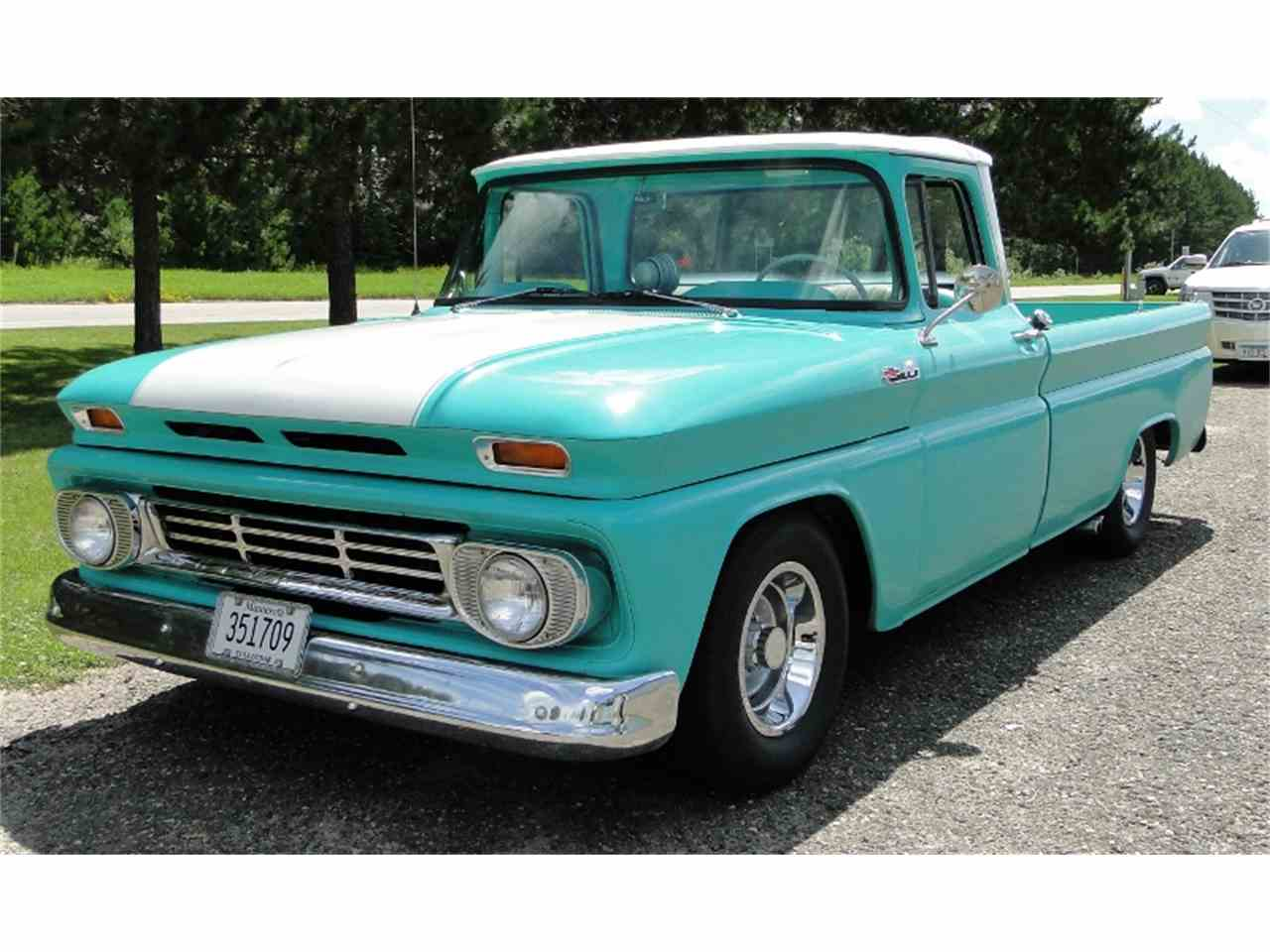 1962 Chevrolet C/K 10 for Sale | ClicCars.com | CC-885157