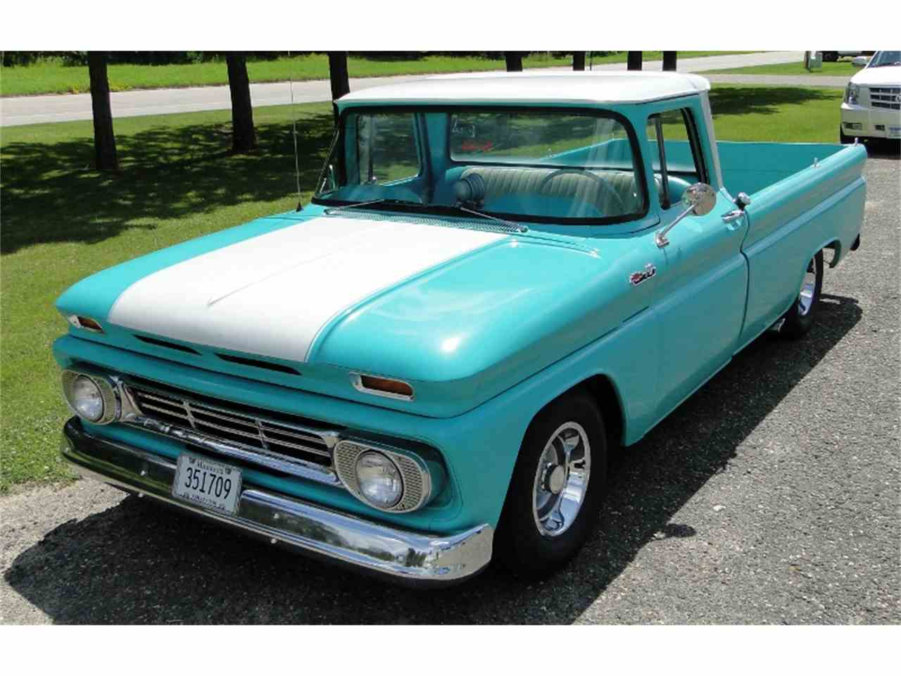 Large Picture of '62 C/K 10 - IYZP