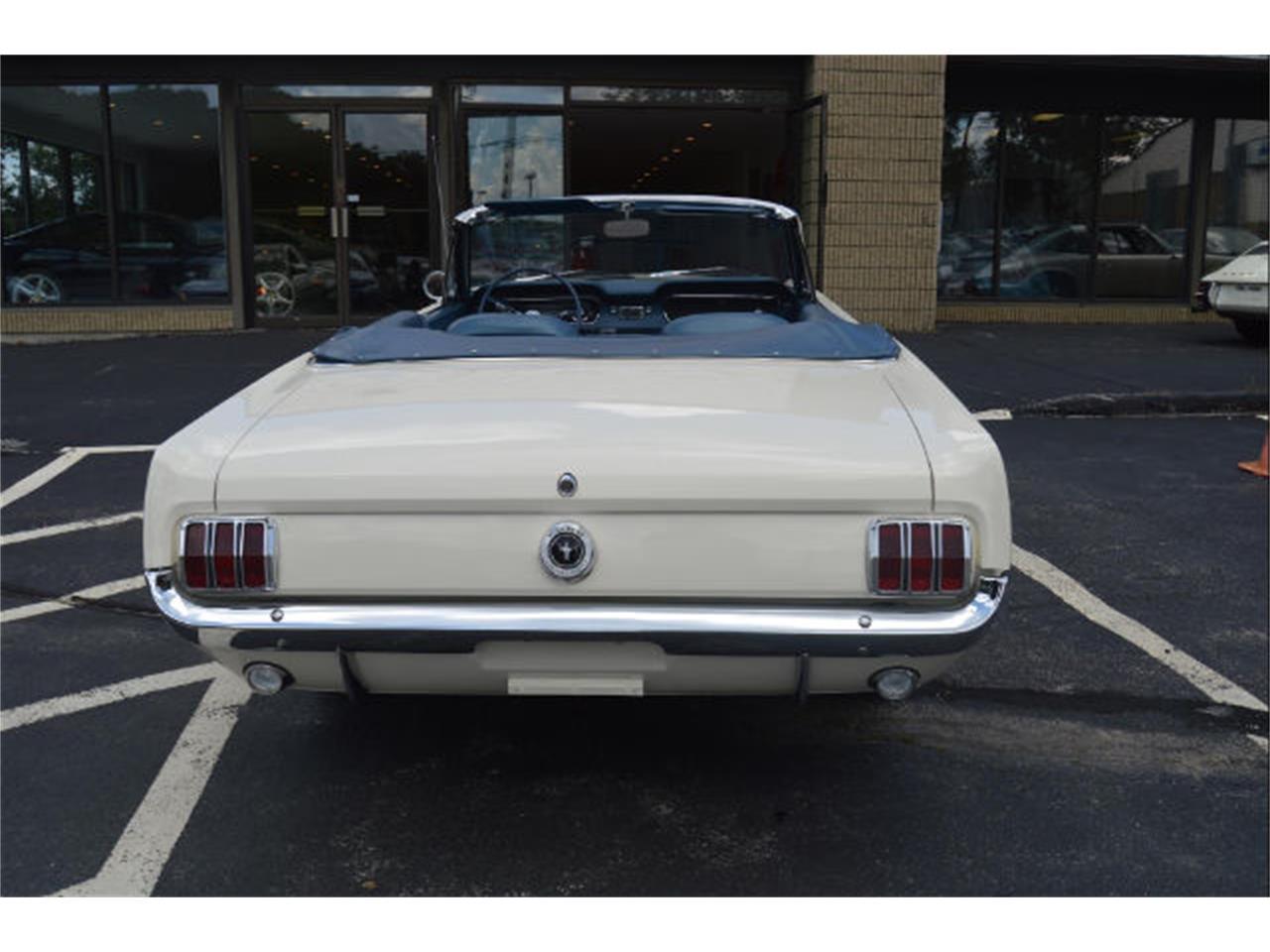 Large Picture of '65 Mustang - IZ0R
