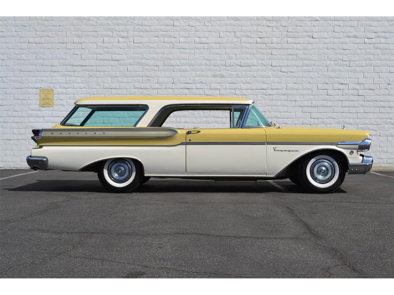 Large Picture of '57 Mercury Voyager located in California Offered by Back in the Day Classics - IZ3U