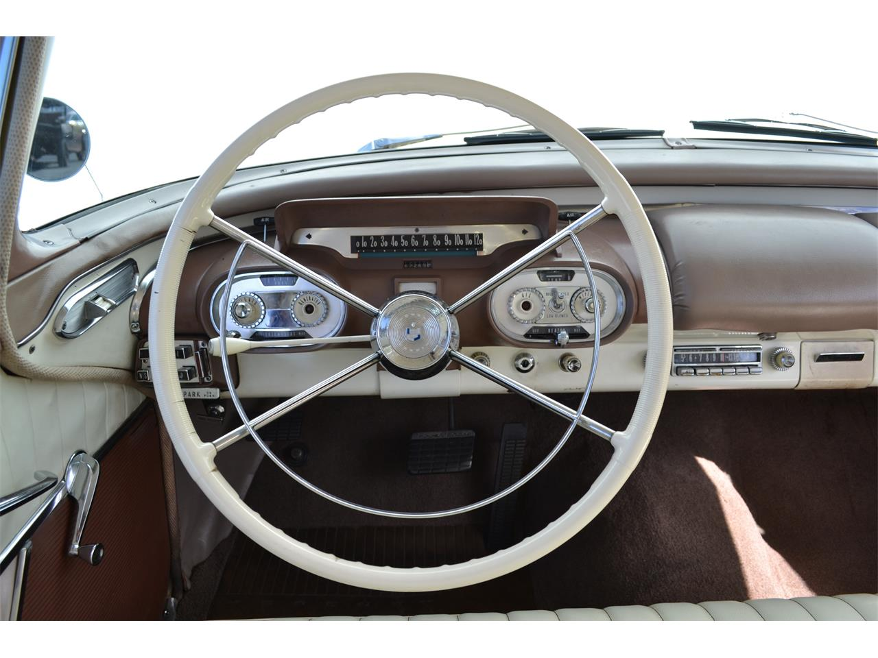 Large Picture of Classic 1957 Mercury Voyager located in Carson California - $54,500.00 Offered by Back in the Day Classics - IZ3U