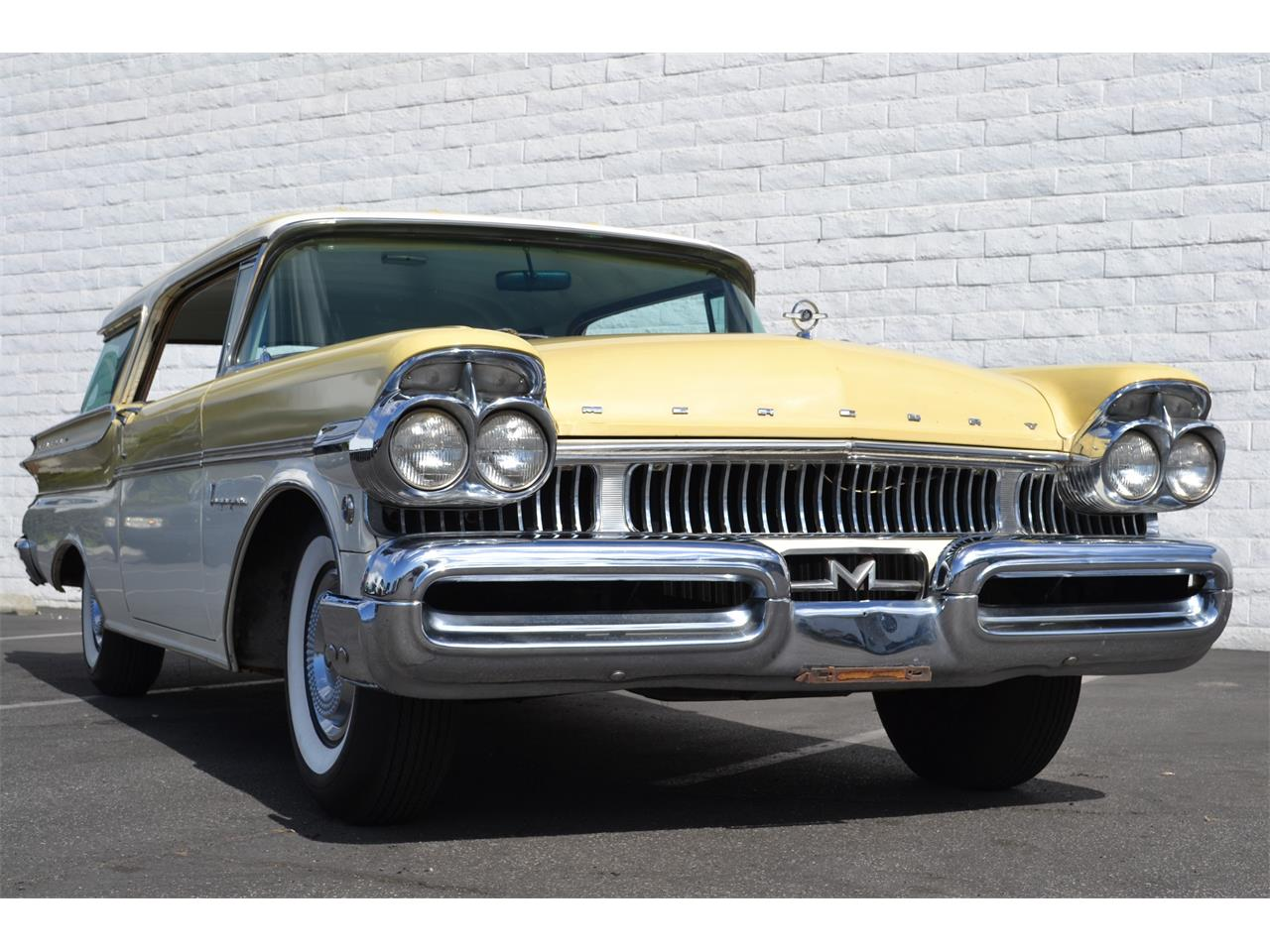 Large Picture of 1957 Mercury Voyager located in California - $54,500.00 Offered by Back in the Day Classics - IZ3U