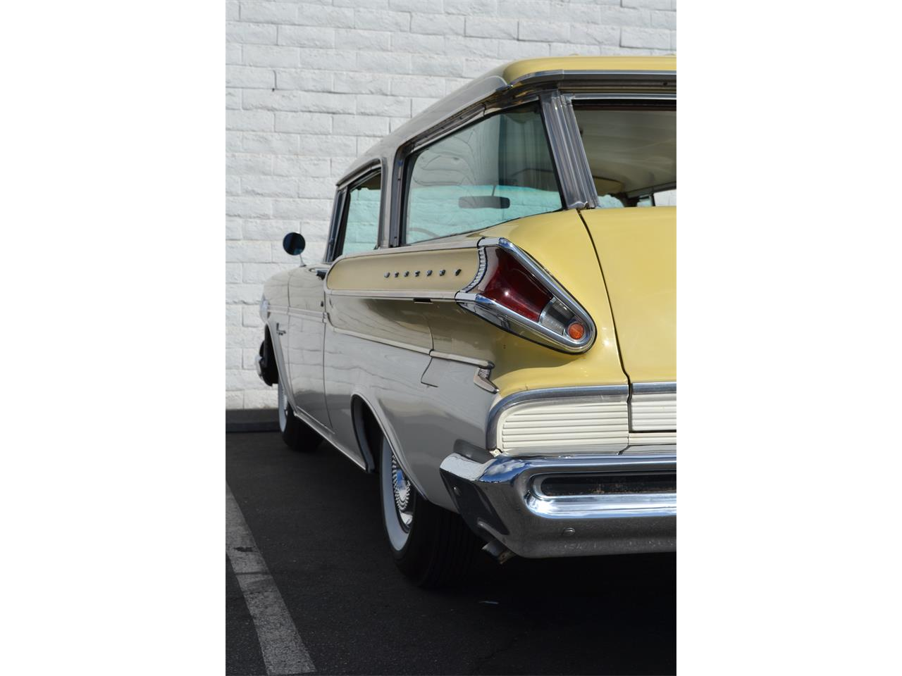 Large Picture of Classic 1957 Mercury Voyager - $54,500.00 Offered by Back in the Day Classics - IZ3U