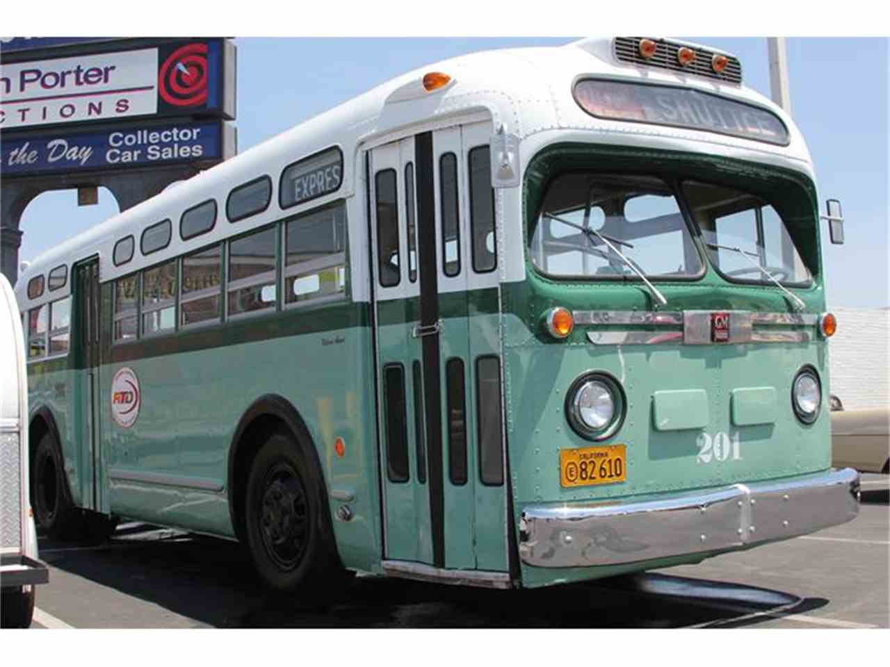 Large Picture of 1948 GMC Bus located in Carson California - $75,000.00 Offered by Back in the Day Classics - IZ3Z