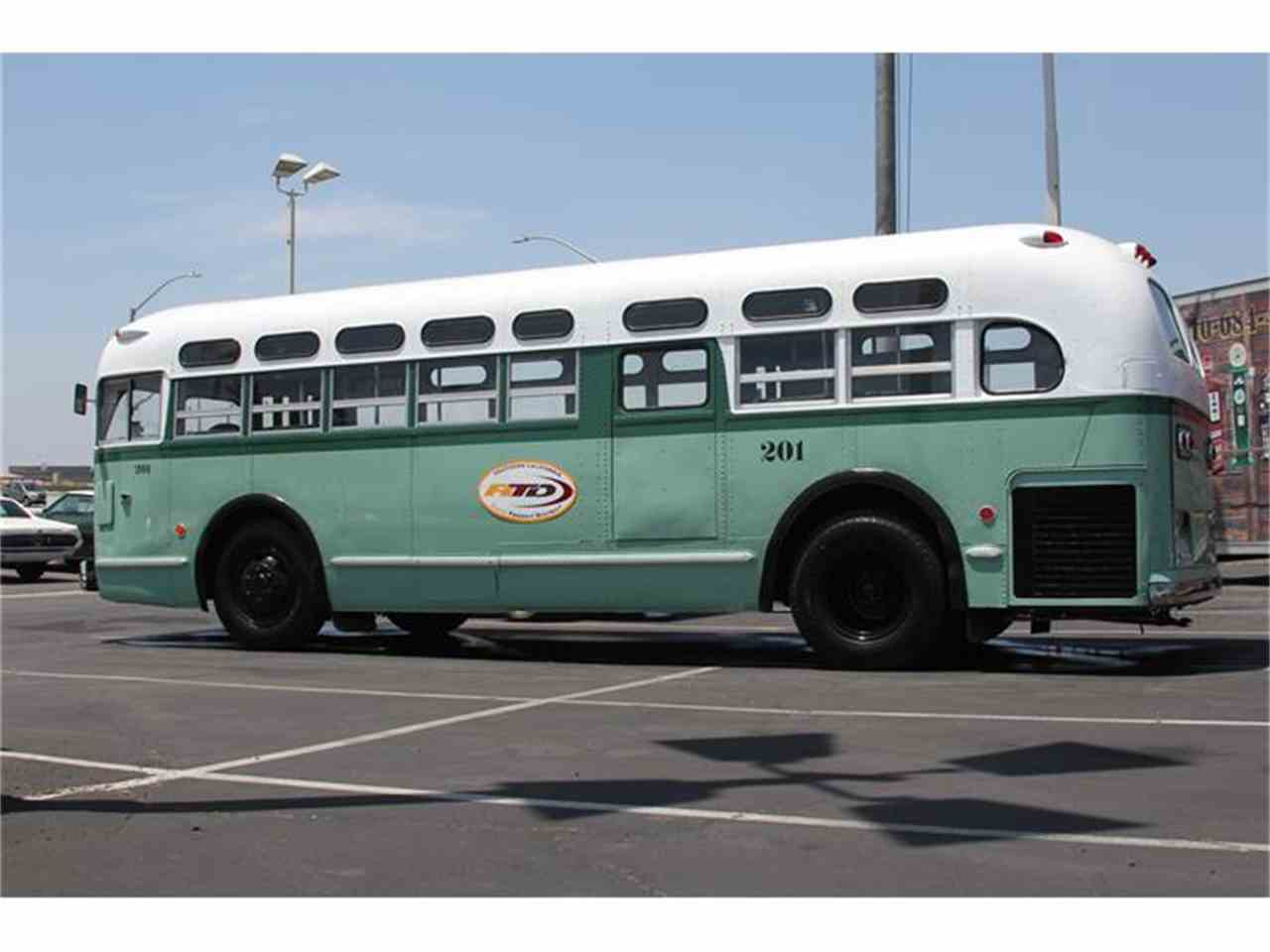 Large Picture of '48 GMC Bus Offered by Back in the Day Classics - IZ3Z