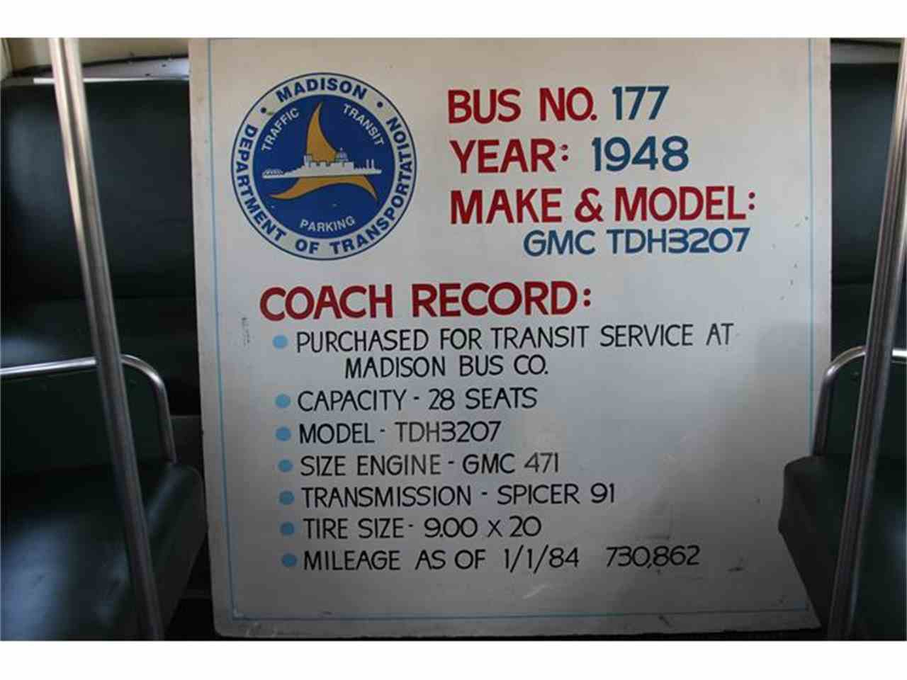 Large Picture of '48 Bus Offered by Back in the Day Classics - IZ3Z