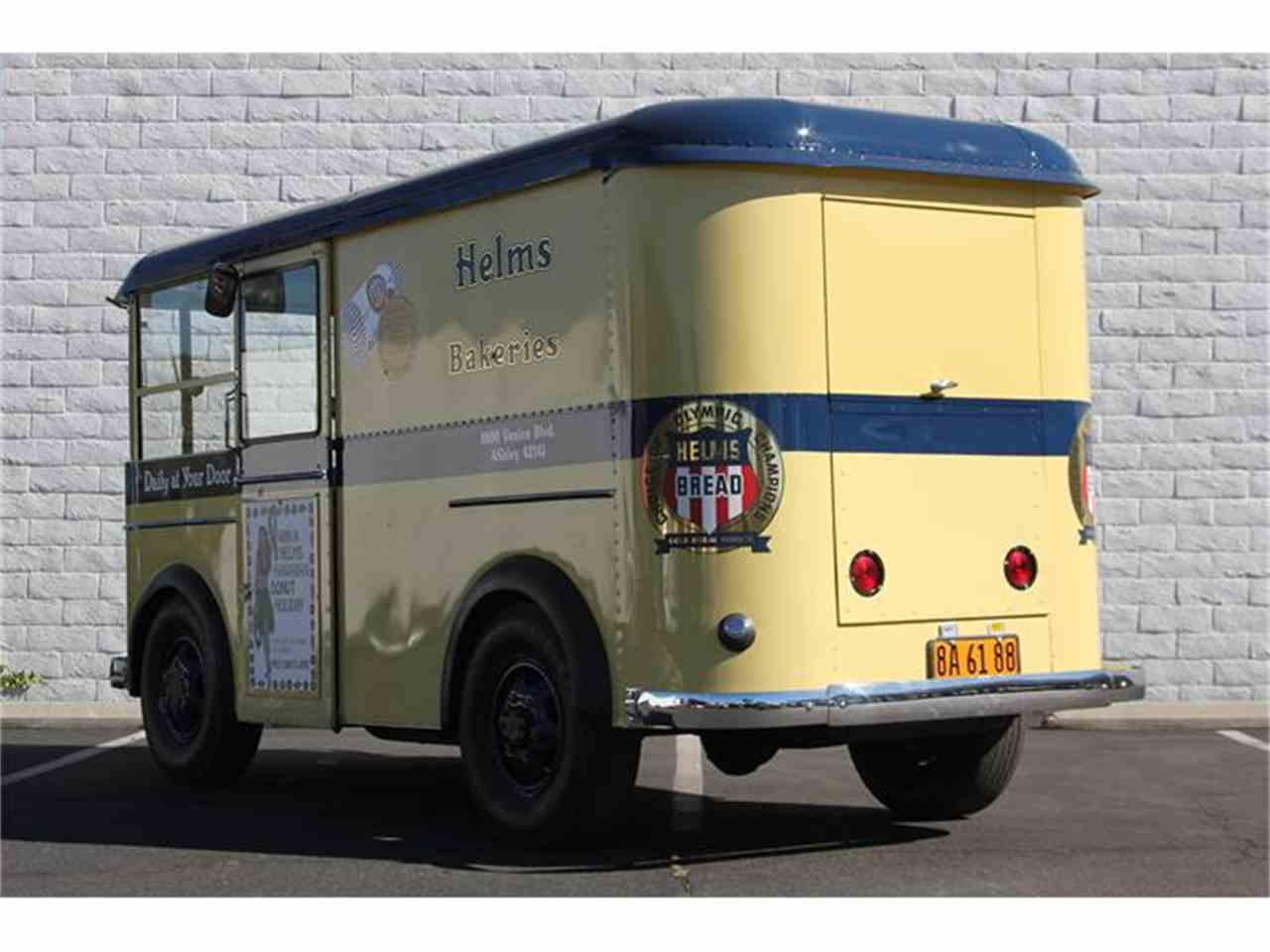 Large Picture of 1936 Delivery Truck located in Carson California Offered by Back in the Day Classics - IZ40