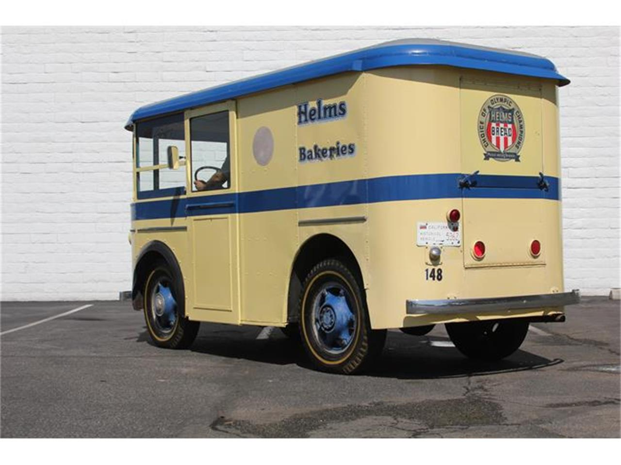 Large Picture of '36 Delivery Truck - IZ41
