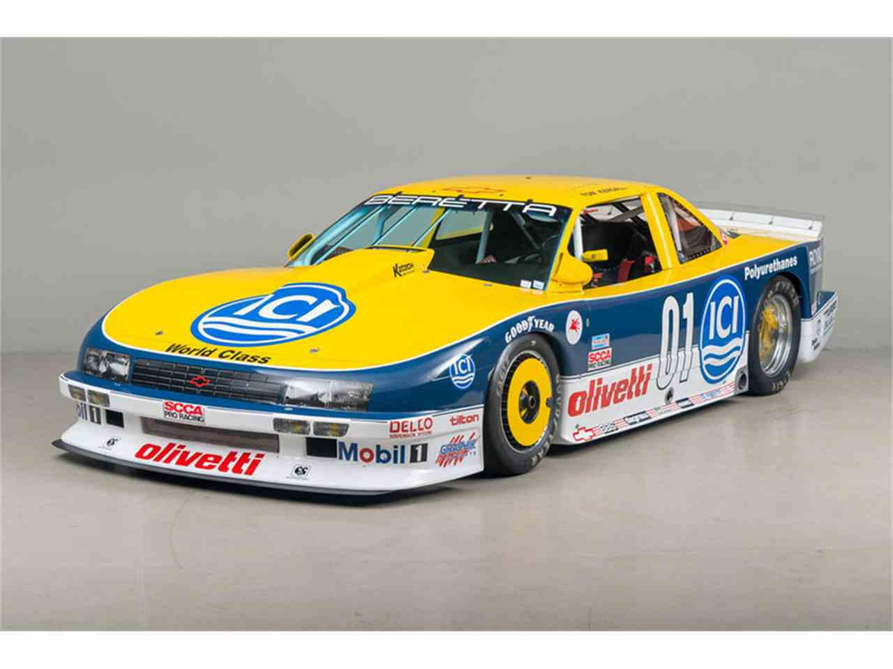 1990 Chevrolet Beretta Trans-Am Racecar for Sale | ClassicCars.com ...