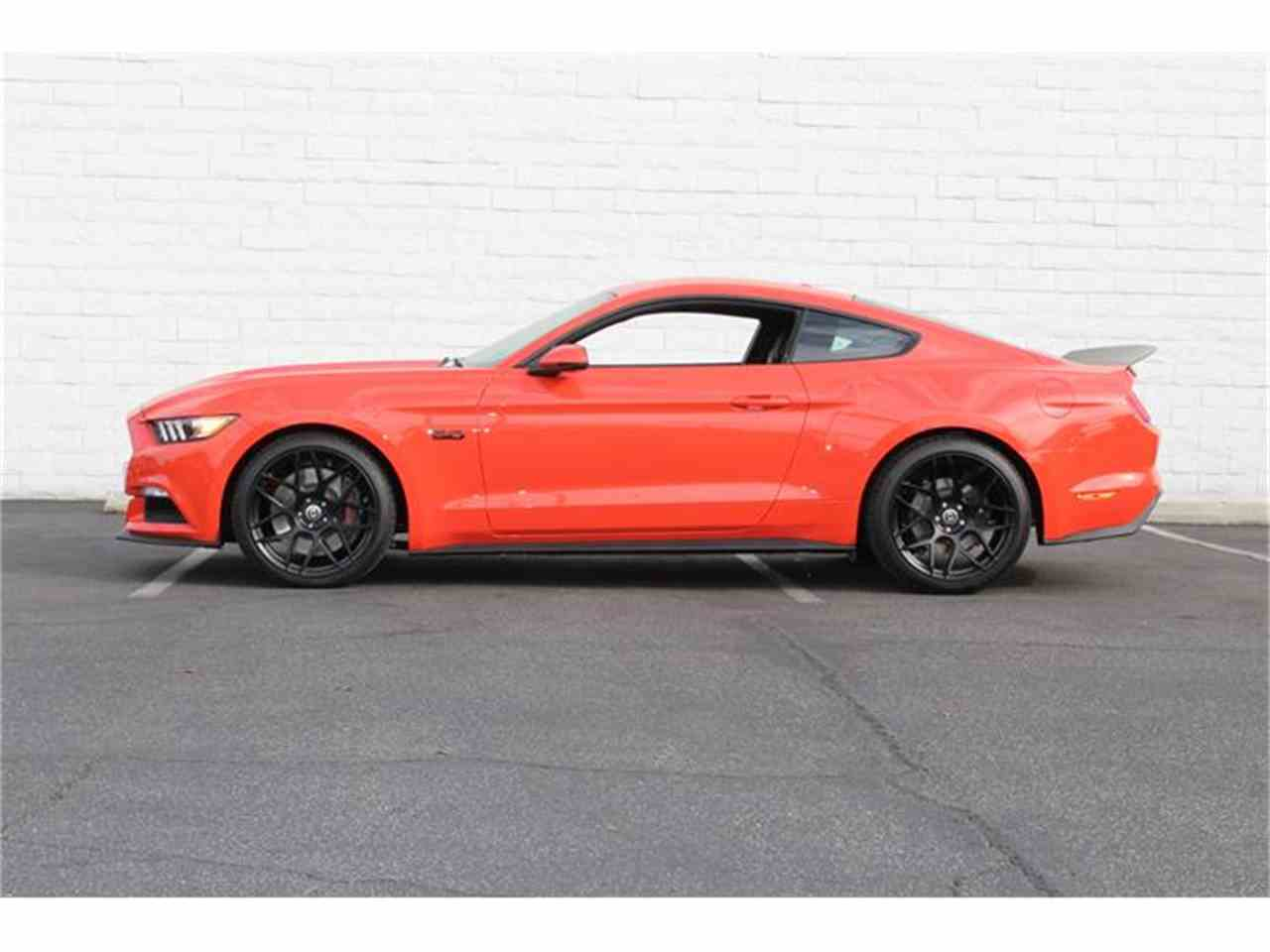 Large Picture of '15 Mustang GT - IZ50