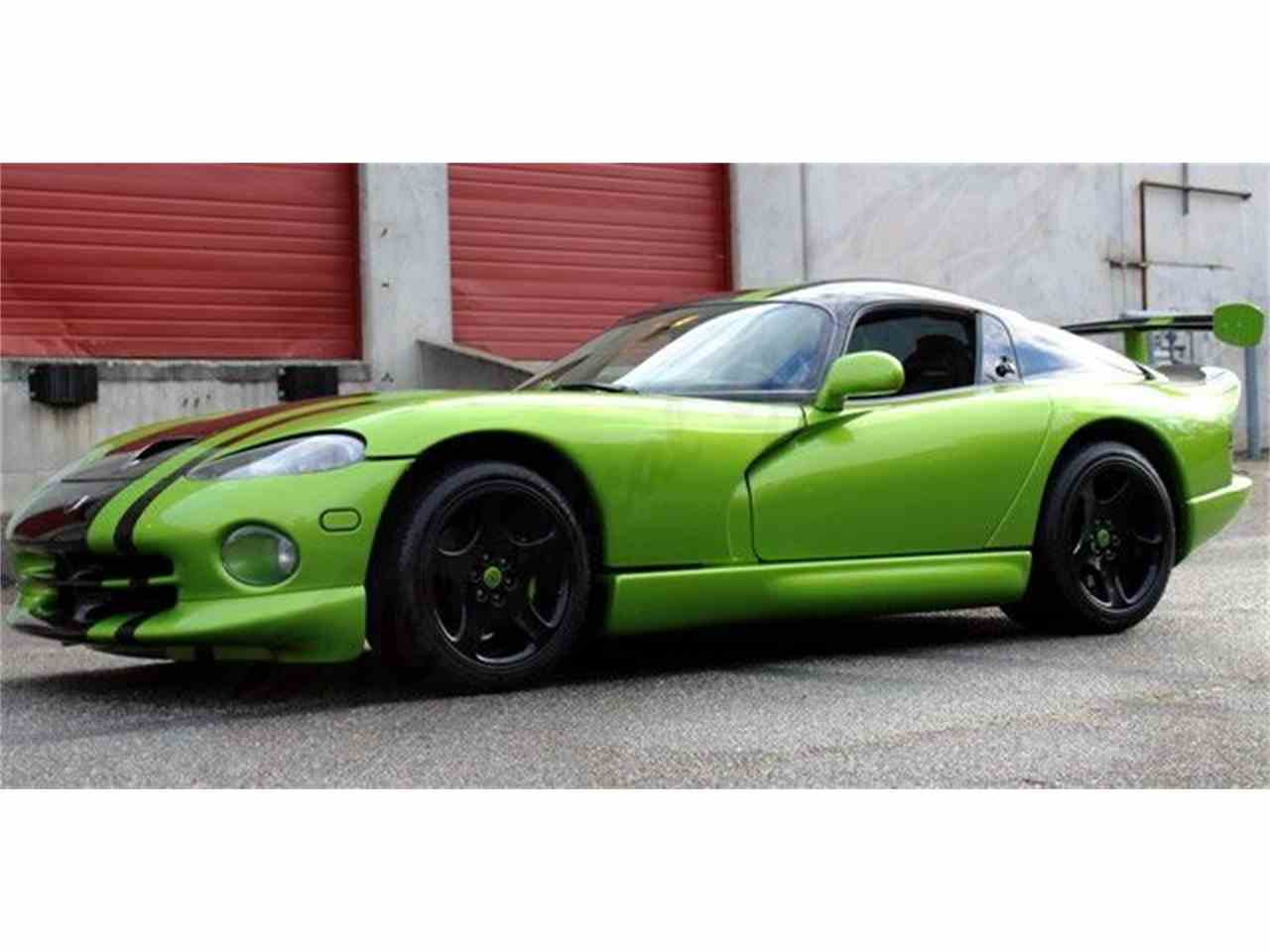 Large Picture of '00 VIPER GT-S CUSTOM - IVFW