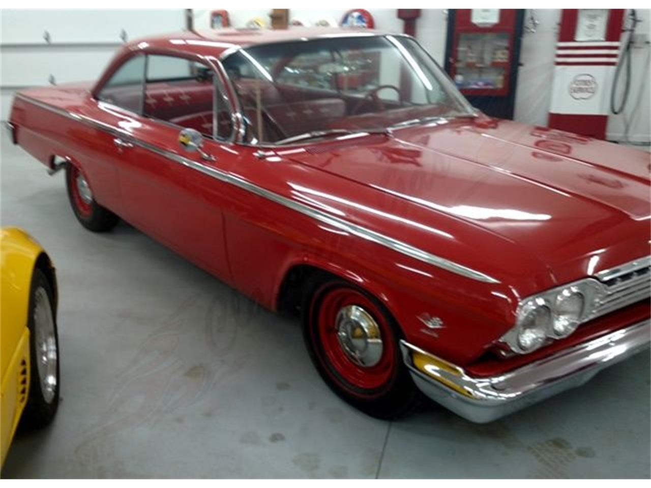 Large Picture of '62 Bel Air - IVFX
