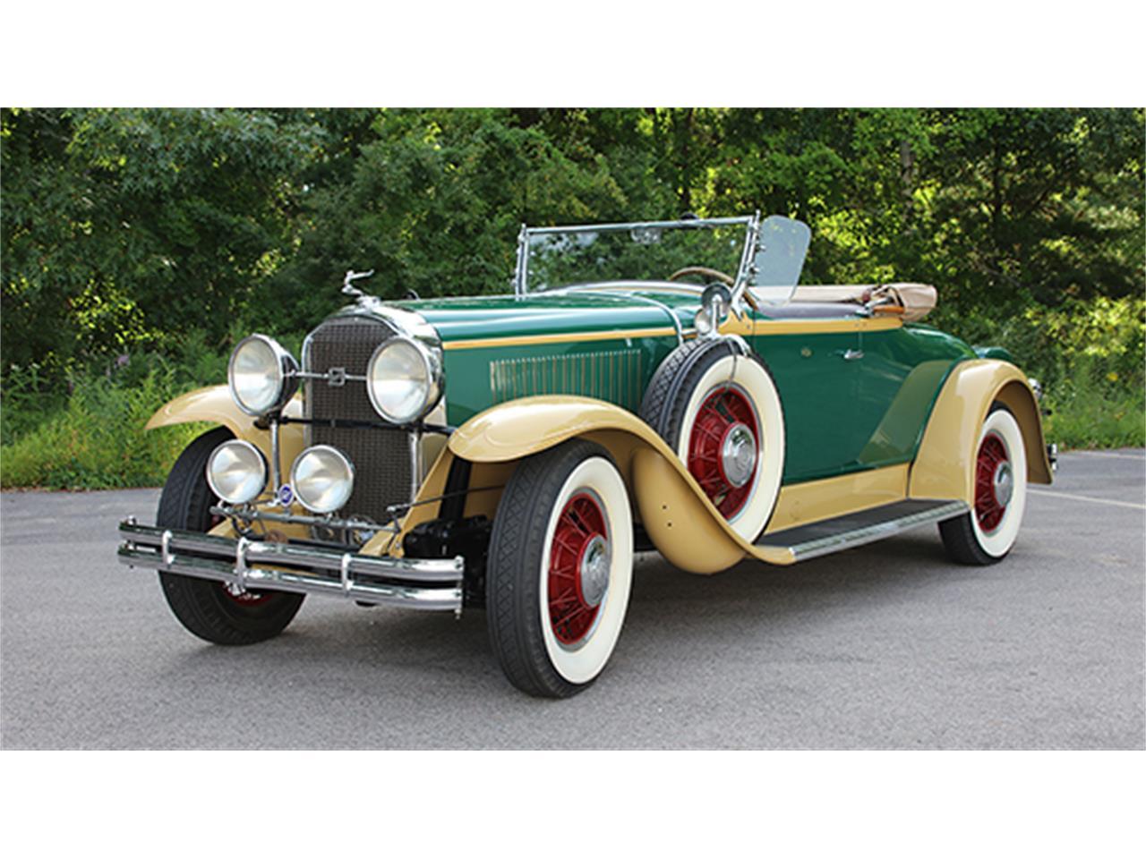 1930 buick series 60 sport roadster for sale cc 886003. Black Bedroom Furniture Sets. Home Design Ideas