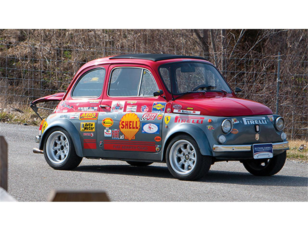 1970 Fiat 500l Coupe Custom For Sale Classiccars Com Cc 886075