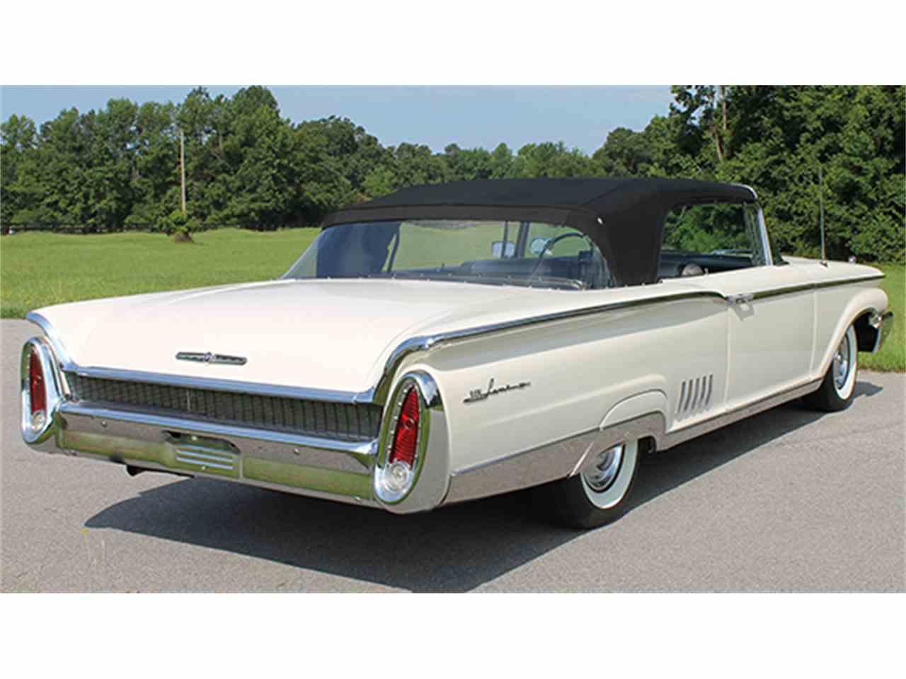 Best Cars Under 5000 >> 1960 Mercury Park Lane for Sale | ClassicCars.com | CC-886088