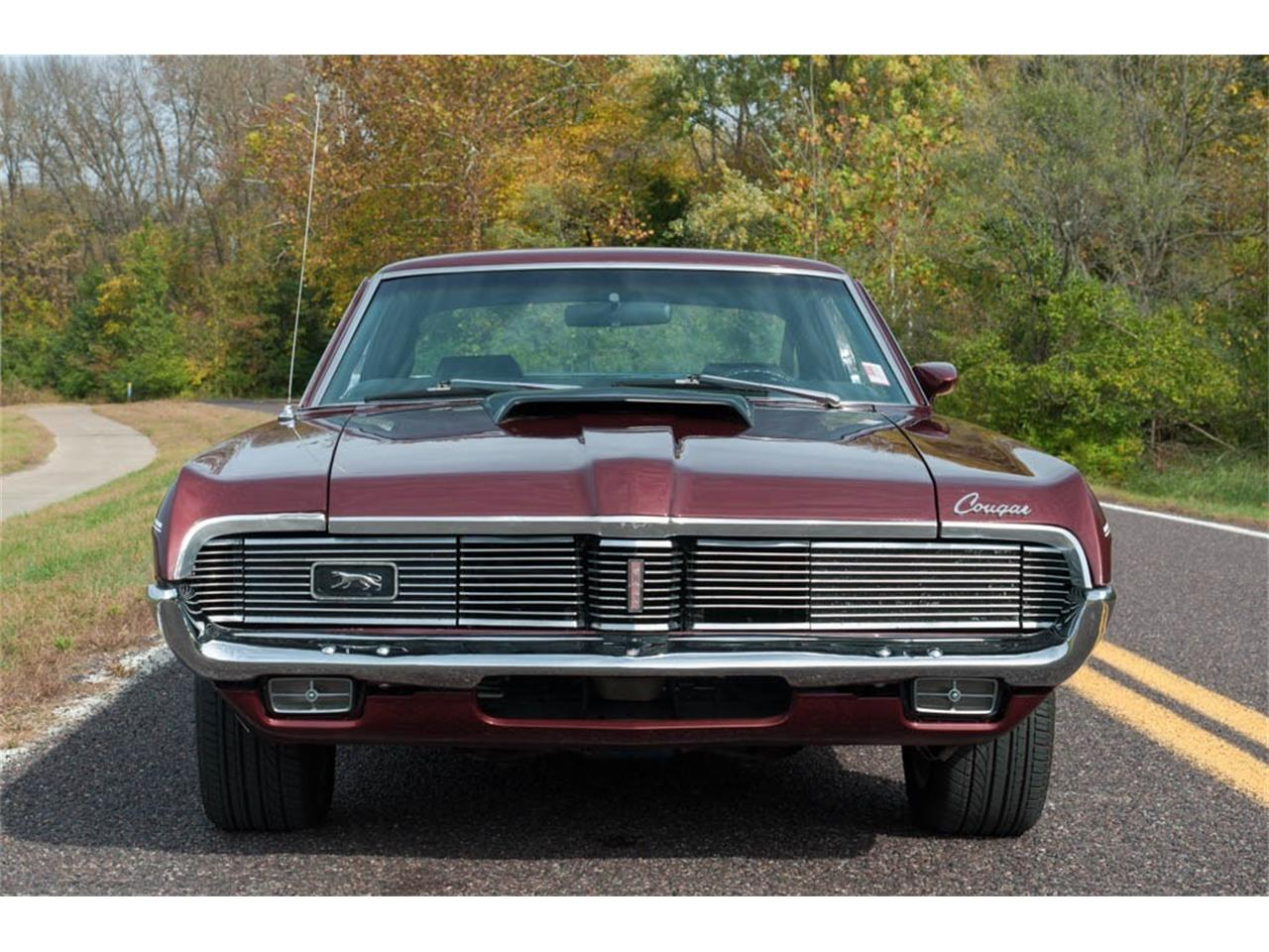 1969 Mercury Cougar Xr7 For Sale Cc 886107 1960s Large Picture Of 69 Izq3