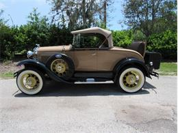 Picture of 1931 Ford Model A located in Florida - $46,500.00 - IZQA