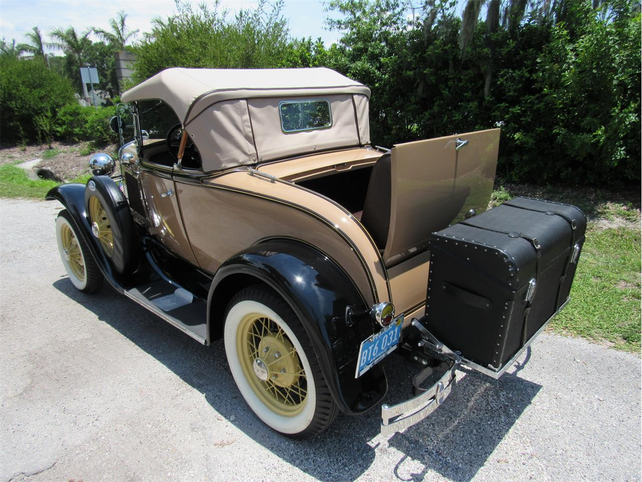 Large Picture of 1931 Model A - IZQA