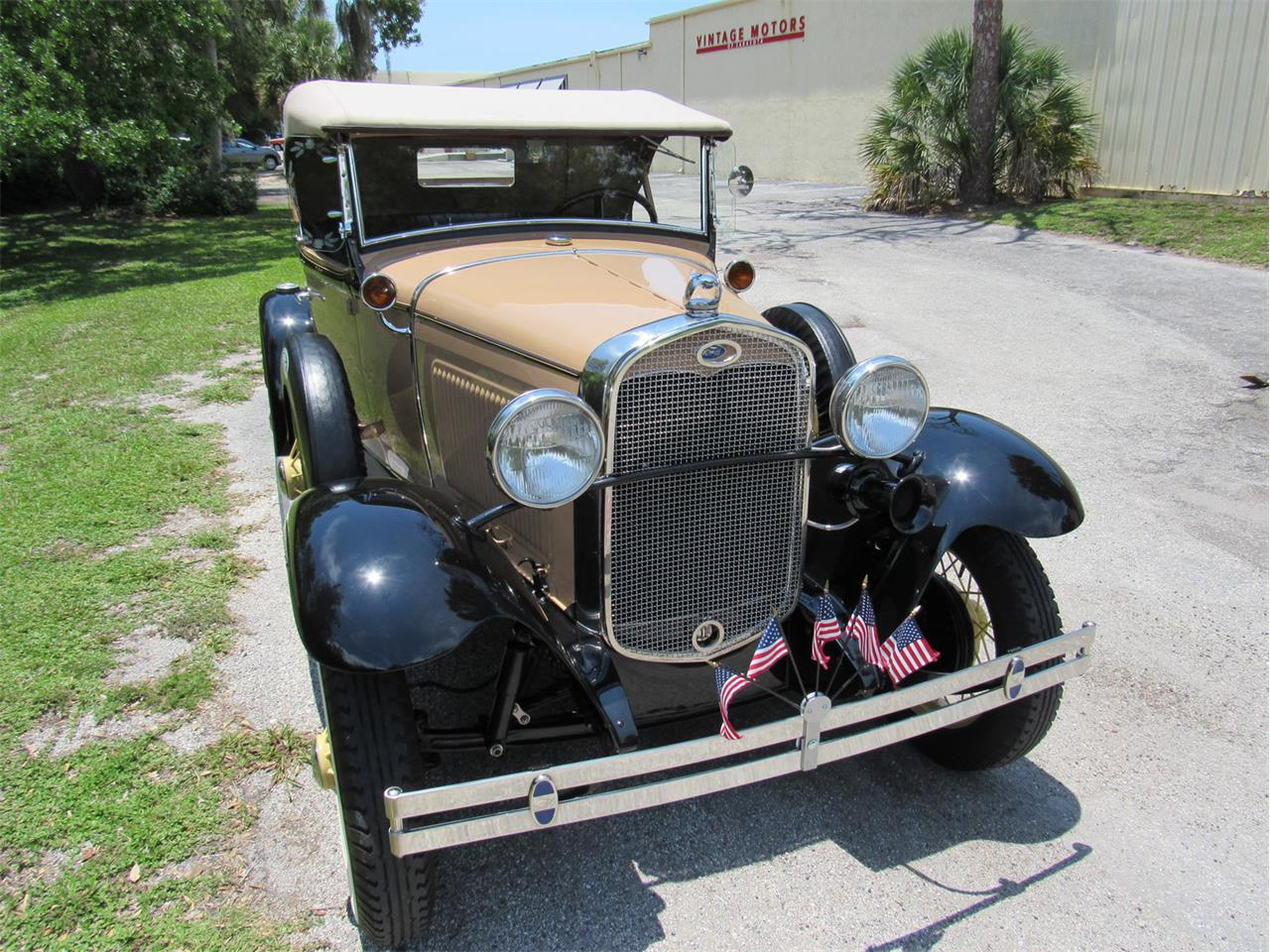 Large Picture of Classic '31 Ford Model A - $46,500.00 - IZQA