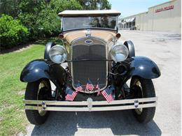 Picture of Classic 1931 Ford Model A located in Sarasota Florida - $46,500.00 - IZQA