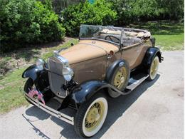 Picture of '31 Model A located in Sarasota Florida - $46,500.00 Offered by Vintage Motors Sarasota - IZQA